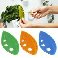 Kale Chard Collard Greens Herb Stripper Loose Vegetable Leaves Kitchen Sala I0S9