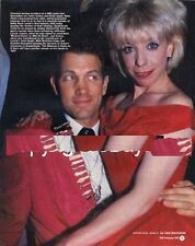 Julee Cruise & Chris Isaak VOX Poster