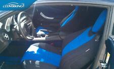 Premium Neosupreme Coverking Custom Tailored Front Seat Covers for Chevy Camaro
