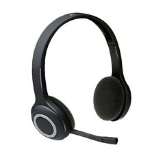 Logitech Wireless Headset H600 with Mic, Noise-Canceling Over-The-Head Design