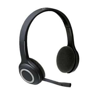 Logitech Wireless Headset H600 with Mic Noise-Canceling Headset Only NO RECEIVER
