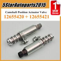 Intake + Exhaust Camshaft Position Actuator Solenoid Valve for Chevy Equinox GMC