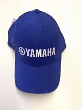 New Authentic Yamaha Blue Baseball Cap