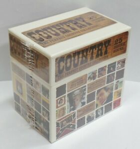 The Perfect COUNTRY Collection (25 Original CD Albums) - NEW