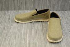 Crocs Santa Cruz Playa Slip On 204835 Casual Shoes, Men's Size 10, Brown NEW