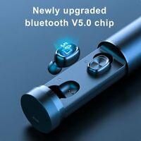 Bluetooth earbuds TWS 2020 noise canceling  waterproof  5.0 wireless headset