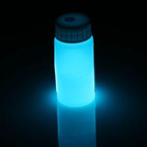 SuperLuminova BGW9 Grade A, 1 Gram / Watch lume Luminous powder blue glows SWISS