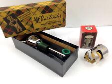 Vintage Mr. Bartender One Jigger Pour & Tappo Champagne Bottle Stopper