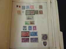 Ireland 1941-1949 Mint/Used Stamp Collection on Album Pages