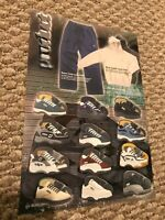 Skate SOAP Shoes Vintage Poster Ad Advertisement 1999 Collectible 90s Rare