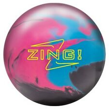 15lb Radical ZING Solid Reactive Bowling Ball New August 2019