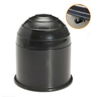 Plastic Car Tow Ball Cover Cap Towing Hitch Caravan Trailer Towball Protect YH