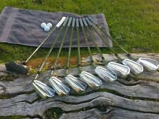 MIZUNO MP-30 Grain Flow Forged Irons - Iron Set - New Grips Very Nice Condition