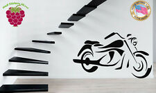 Wall Stickers Vinyl Decal  Bike Bikers Moto Cycle Extreme Sport  z644