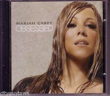 MARIAH CAREY Obsessed 2009 Wal-Mart Exclusive Oop CD With Video Gucci Mane