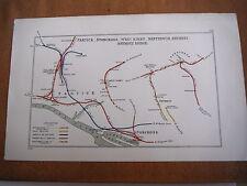 STOBCROSS PARTICK CLYDE KELVINSIDE RHYMNEY WEST KIRBY NANTYBWCH RAILWAY MAP 1928