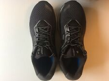 Brooks Ghost 12 1103162E075 Running Shoes, Men's Size 10 2E ,Wide Gray And Black