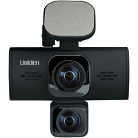 Uniden DC360 iWitness Dual-Camera Front and Rear Automotive Dashcam Video Record