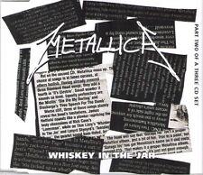 METALLICA - Whiskey in the Jar Part 2 ~ RARE CD SINGLE ~ NEW!!! - Garage Inc.