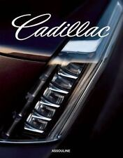"""""""110 YEARS OF CADILLAC"""" 2012 1ST ED HC/DJ NEW IN SHRINK WRAP & CASE ASSOULINE"""