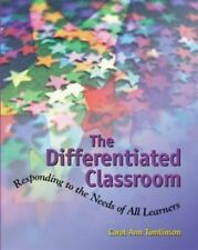 Professional Development: The Differentiated Classroom : Responding to the Needs