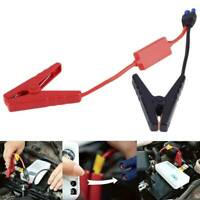 Car Engine Booster Lead Cable 12 V Alligator Clamp Emergency Jump Starter Clip