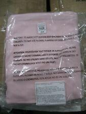 Pottery Barn Kids Anywhere Chair Slipcover Light Pink Twill Regular Size NEW