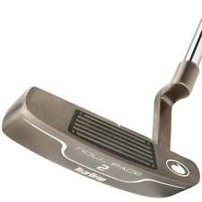 TearDrop Golf Roll-Face 2 Putter, Headcover Included