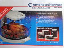 American Harvest Jet Stream Oven Expander RIng ER-3000 w Hinge JS-3000, JS-2500