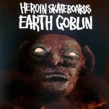 Heroin skateboards Earth Goblin DVD FREE J&J'S STICKER