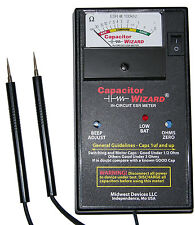 Cap1B Esr Capacitor Wizard Capacitance Esr Meter/Tester Test Caps In Circuit