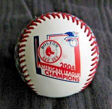 2004 Boston Red Sox  American League Champions Commemorative Ball