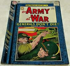 Our Army at War 147, (FN 6.0) 1964, 40% off Guide!