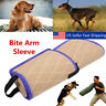 Dog Training Bite Sleeve Arm Protection Intermediate Working Police Young Dog !