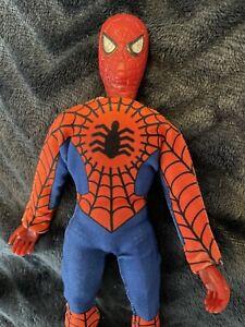 Mego/Lily Ledi Spiderman with custom Circle Suit
