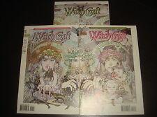 WITCHCRAFT #1,2,3 Full Set James Robinson DC Vertigo Comics 1994 NM
