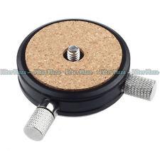 Universal Tripod Quick Release Ballhead adapter Plate for Nikon Canon DSLR QR-02