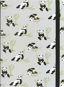 Peter Pauper Pandas Journal 160 Lined Pages