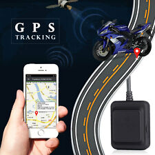 Car Motorcycle GPS Tracker Anti-theft Positioning GSM GPS Tracking Device