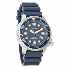 NEW CITIZEN ECO DRIVE Promaster Divers 200M Watch BLUE BN0151-09L
