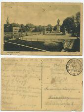 37229 - Heilbronn - Bismarck-Denkmal - Feldpostkarte, gelaufen 16.11.1916