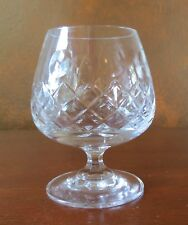 Toscany Yale Criss Cross & Thumbprint Brandy Snifter/Tumbler(s)