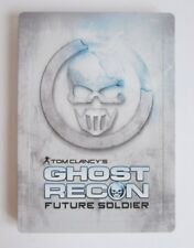 TOM CLANCY'S GHOST RECON FUTURE SOLDIER STEELBOOK - G1 SIZE (NO GAME INCLUDED).