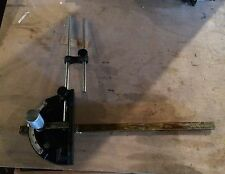 NOS Delta Rockwell Miter Gauge p/n 422313500001 Heavy Duty Cast Iron w/stop