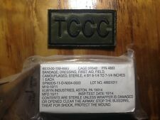 Bandage Dressing First Aid Camouflaged  TCCC  Tactical Combat Casualty Care