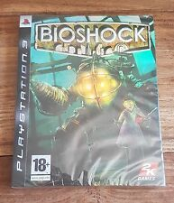 BIOSHOCK Jeu Sur Sony PS3 Playstation 3 Neuf Sous Blister Version Française