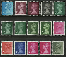 Great Britain   1970-95   Scott # MH 22-164    Mint Never Hinged Part Set