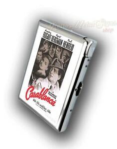 Bogart Casablanca 1942 FILM  CIGARETTE CASE WITH BUILD IN LIGHTER