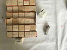 SIEMENS EBC81 vacuum tubes x5. NOS tubes. Packaging is Telefunken