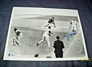 New York Mets JC Martin Autographed 8x10 Picture